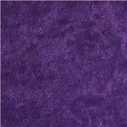 Alova Tricot Knit Costume Suede Purple