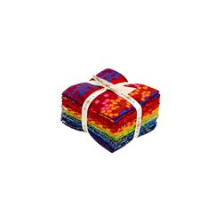 The Kaffe Fassett Collective Spots Kaleidoscope Fat Quarter