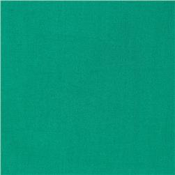 Rayon Challis Kelly Green Fabric
