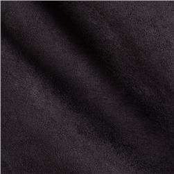 Shannon Cuddle Suede Black