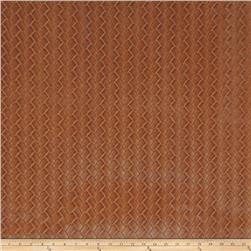 Fabricut Expedition Faux Leather Molasses