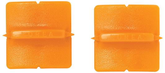 Fiskars Personal Paper Trimmer Replacement Blades 2 Pack Cutting