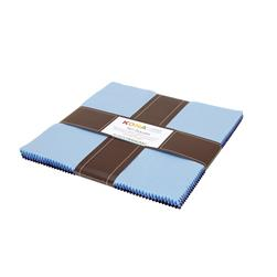 Robert Kaufman Kona Solids Blueberry Thicket 10