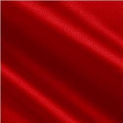 Debutante Stretch Satin Red
