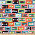 Beatbox Cassette Tapes Green Bright