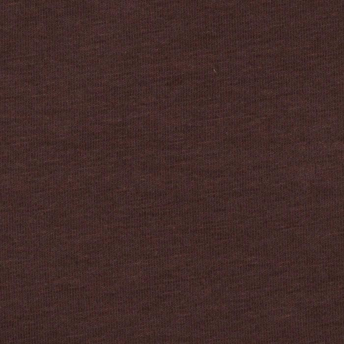 Kaufman Laguna Stretch Jersey Knit Chocolate