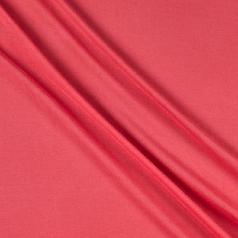 Fabric merchants rayon challis solid coral discount for Where to order fabric