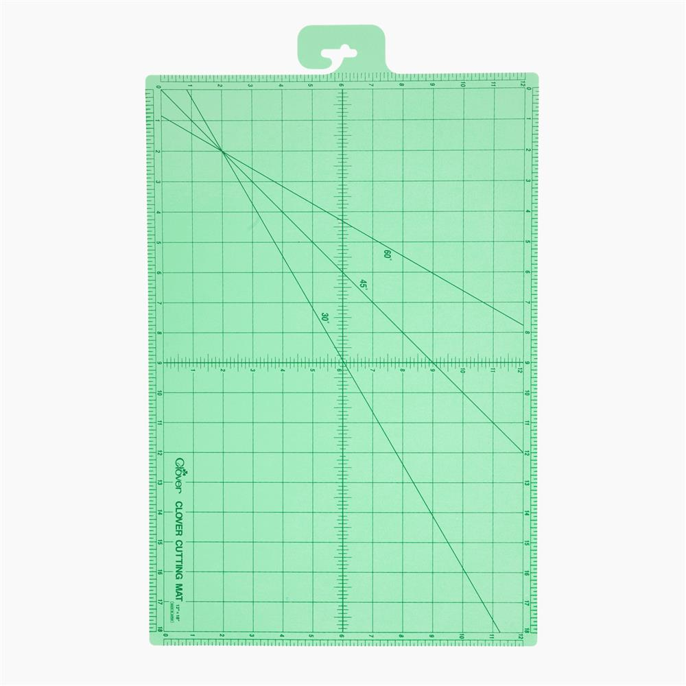 Clover Self Healing Cutting Mat 12