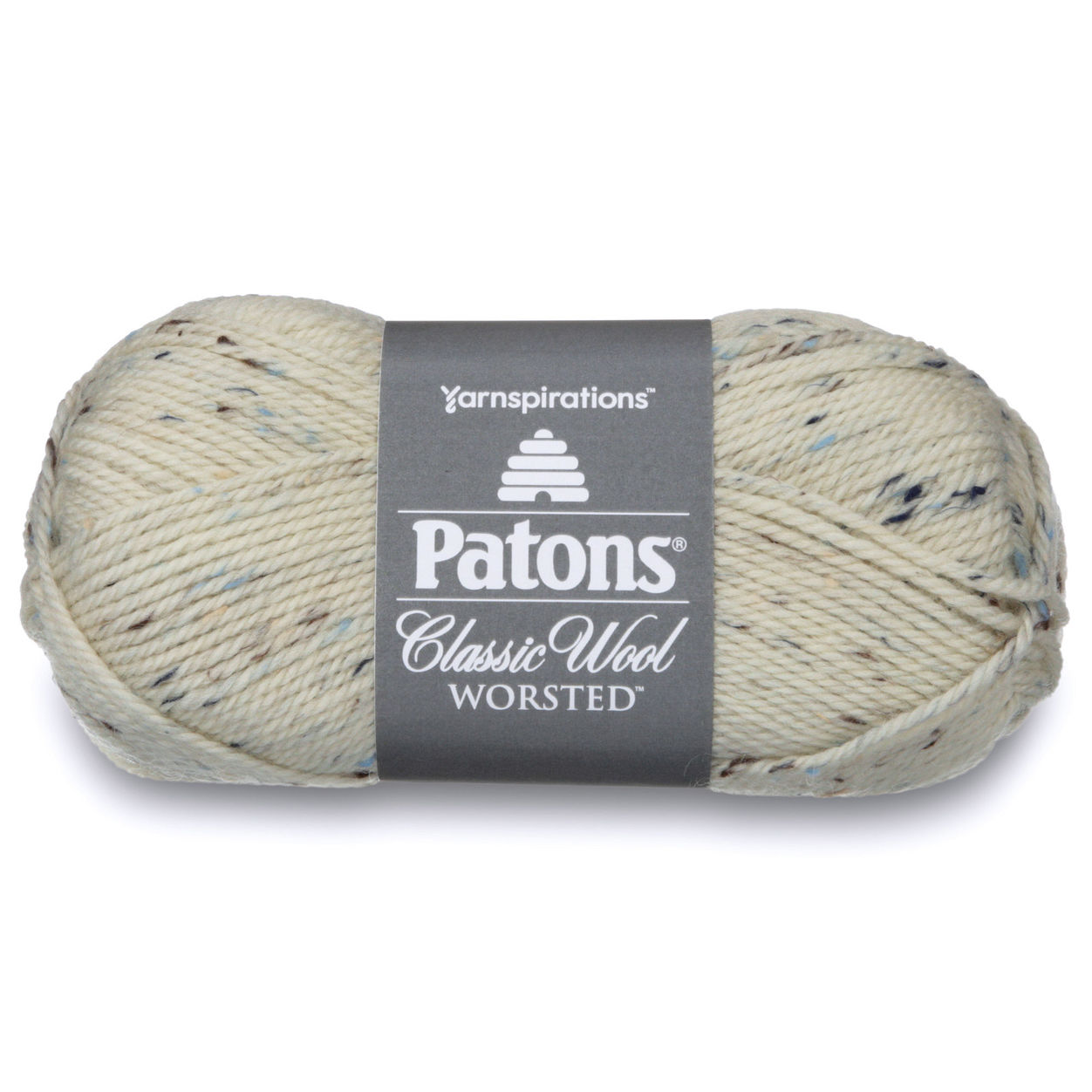 Patons Classic Wool Tweeds Yarn (84008) Aran Tweed