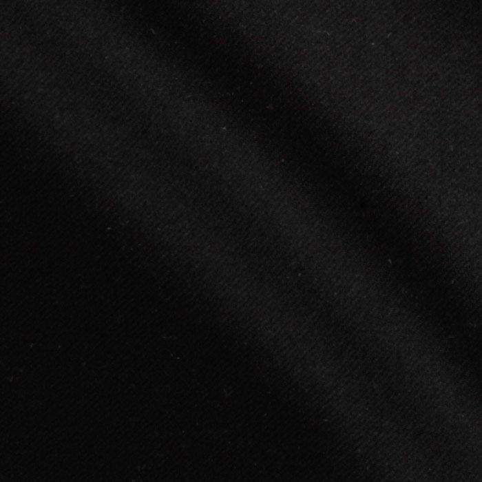 Acetex blackout drapery fabric black discount designer for Black fabric