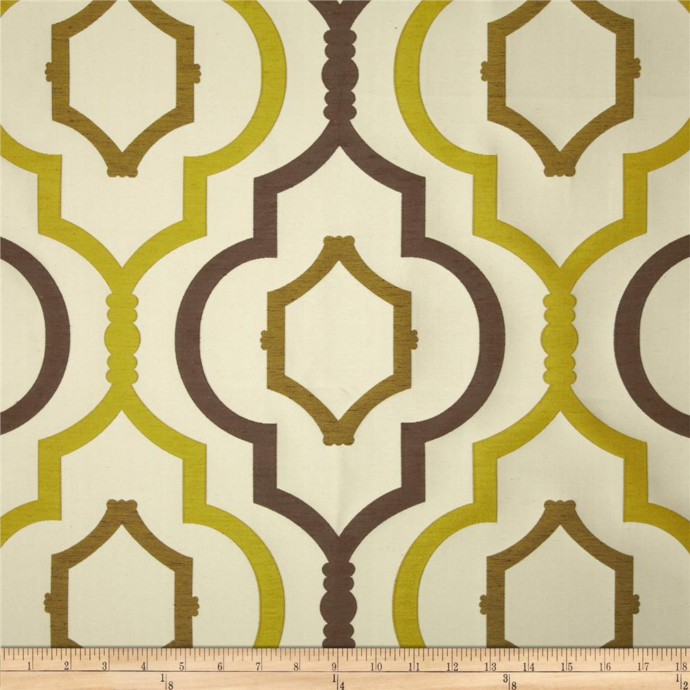 Swavelle/Mill Creek Galatia Jacquard Citrus