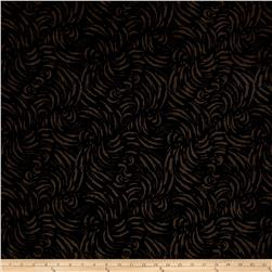 Wilmington Batiks Lighting Allover Black