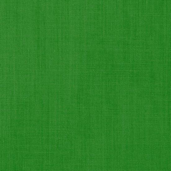 Cotton Blend Broadcloth Kelly Green Fabric