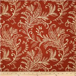 Swavelle/Mill Creek Pargo Blend Claret Red Fabric
