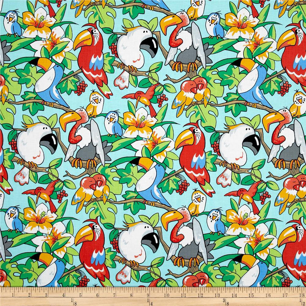 Zany Zoo Birds Multi