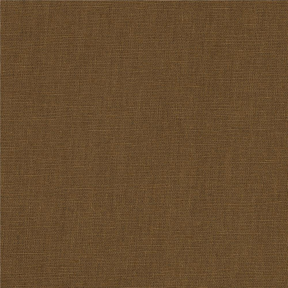 Kaufman Essex  Linen Blend Earth