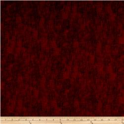 "Timeless Treasures 108"" Wide Backing Studio Texture Merlot"