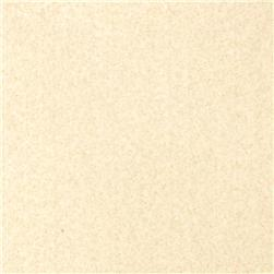 Rainbow Classicfelt 9 x12'' Craft Felt Cut Antique White