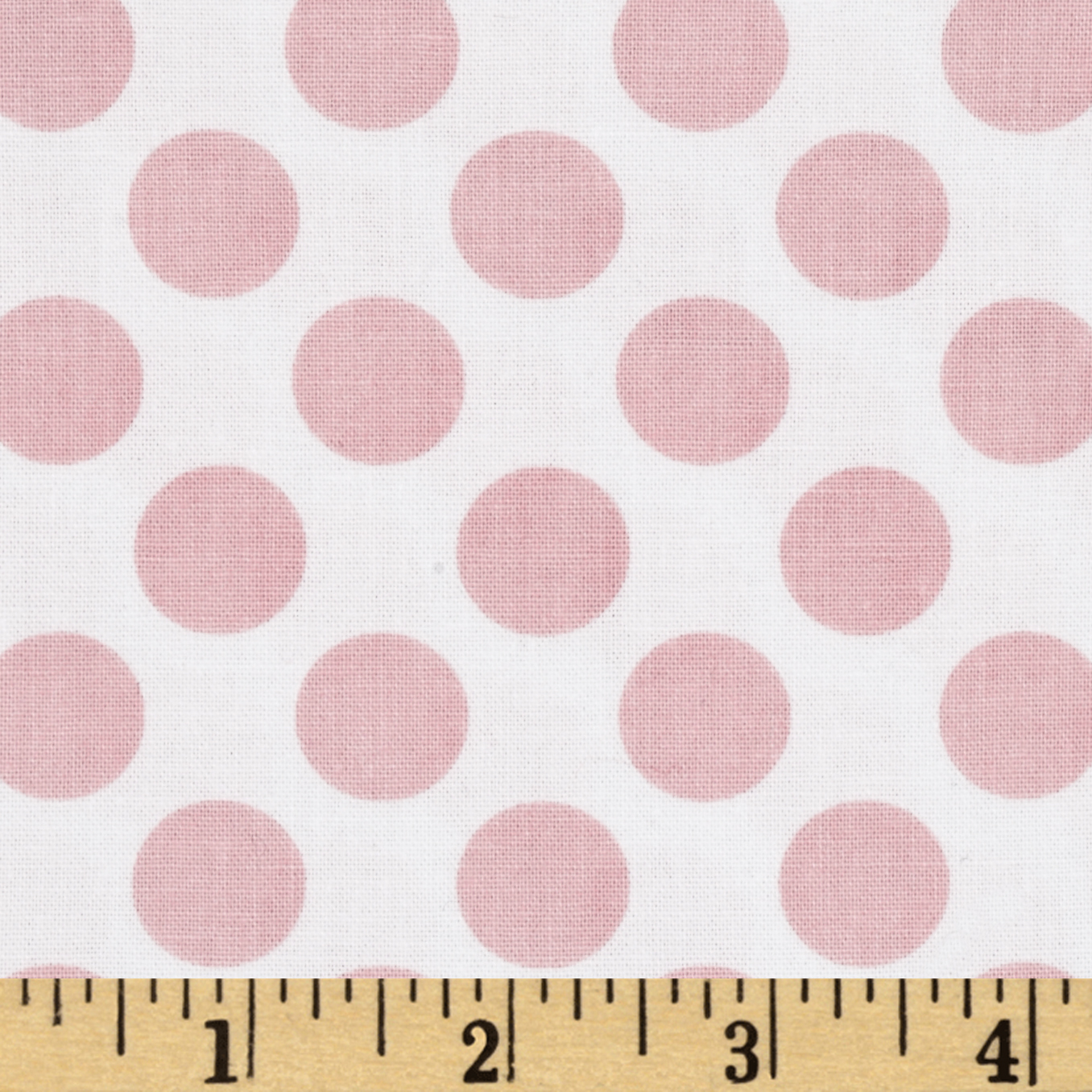 Jams & Jellies Dot Pink Fabric