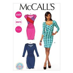 McCall's Misses'/Women's Dresses Pattern M6801 Size B50