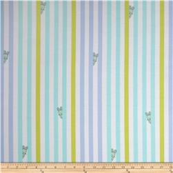 Michael Miller Cynthia Rowley Oh Baby Flannel Bunny