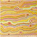 Kaffe Fassett Spring 2014 Collective Sun Jupiter Yellow