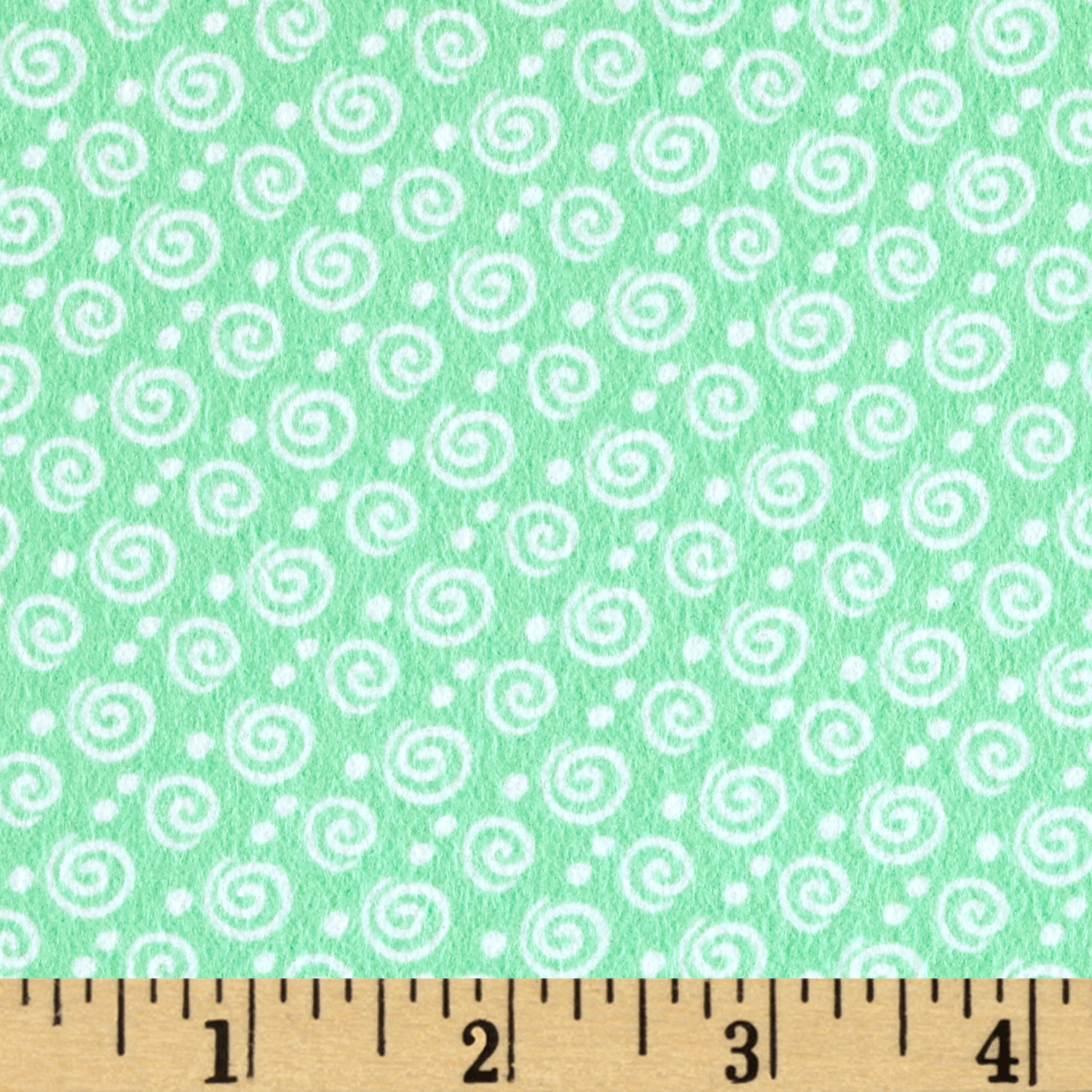 Kanvas breezy baby flannel dreamy swirl orange fabric by for Baby fabric by the yard