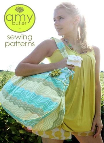 Amy Butler Field Bag and Tote Pattern