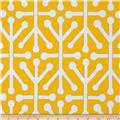 Premier Prints Indoor/Outdoor Aruba Citrus Yellow