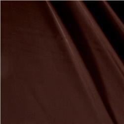 Charmeuse Satin Solid Brown