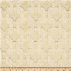 Swavelle Mill Creek Shock Collar Jacquard Ivory