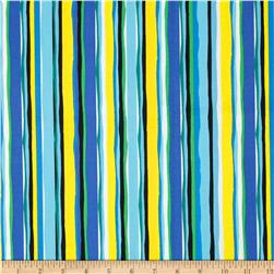 Samba Stripe Blue