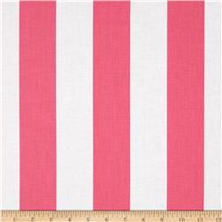 "Riley Blake 2"" Stripe Hot Pink"