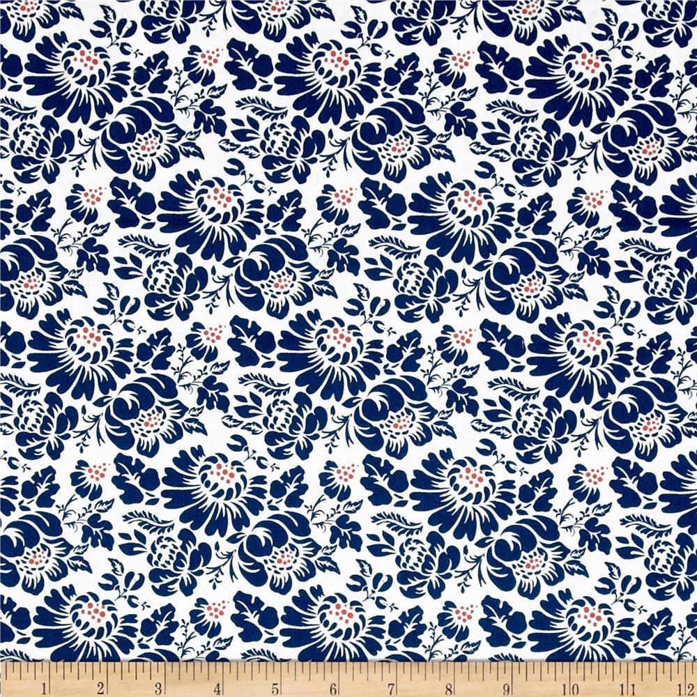Paisley Please Tapestry White