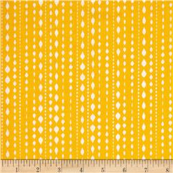 Farm To Fork Stripe Yellow