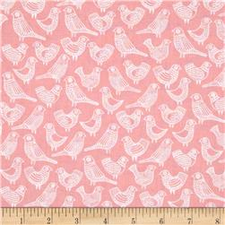 Cloud 9 Organic First Light Flock Pink