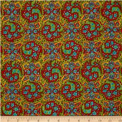 April Cornell Gypsy Dance Love in Mist Red