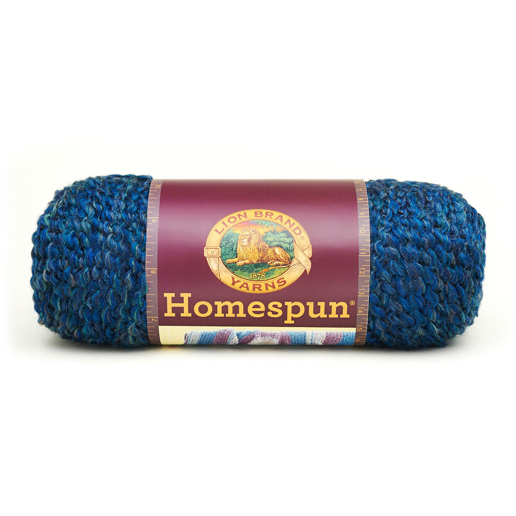 Lion Brand Homespun Yarn (302) Colonial