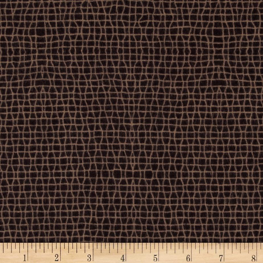 Parson Gray Empire Flannel Fishnet Moonshade Fabric By The Yard