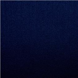 Stretch L'Amour Satin Navy