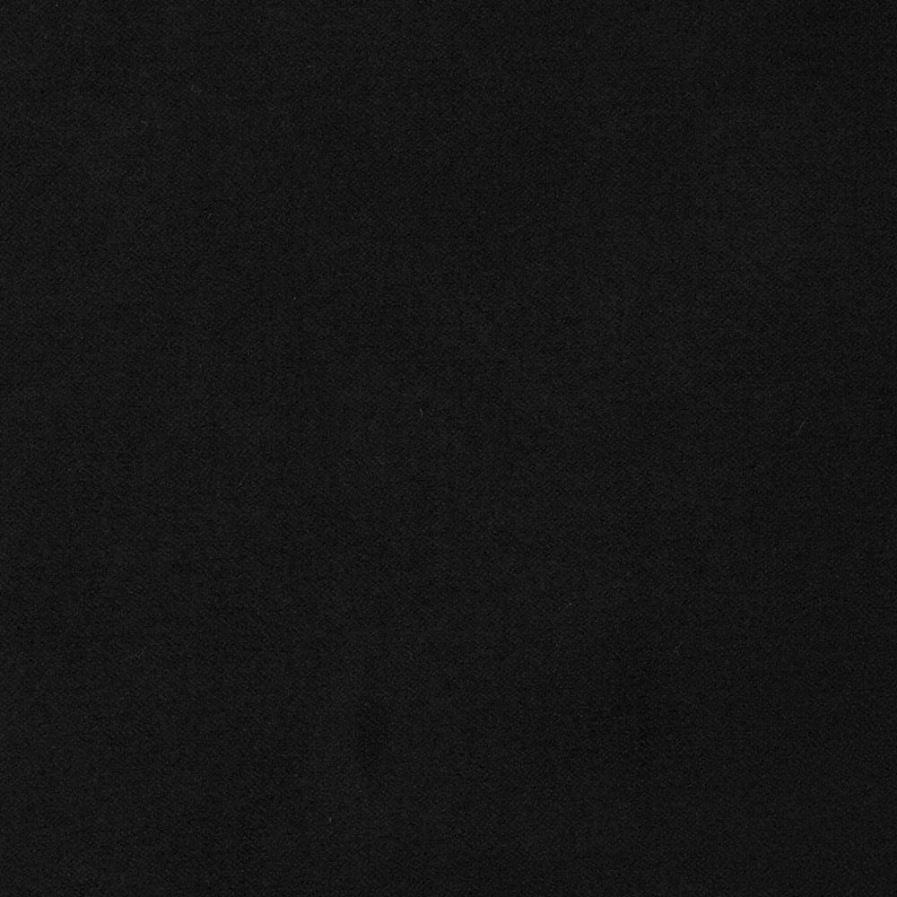 Microsuede black discount designer fabric for Black fabric