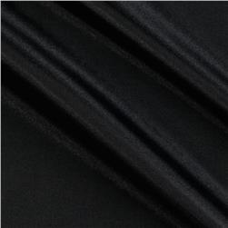 "60"" Polyester China Silk Lining Black"