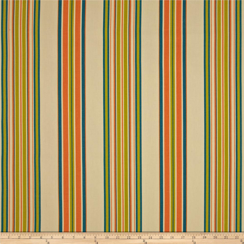 Duralee Home Hype Stripe Autumn