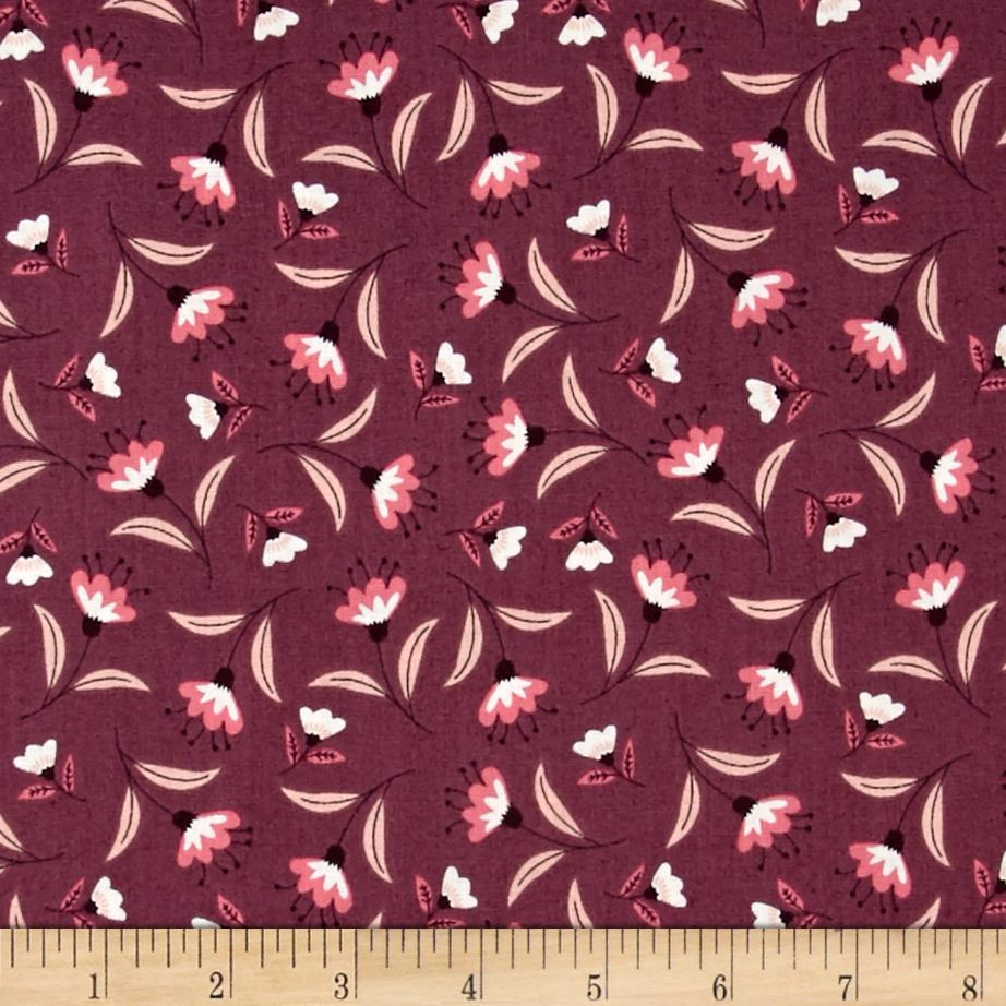 Captivate Blossoms Light Plum