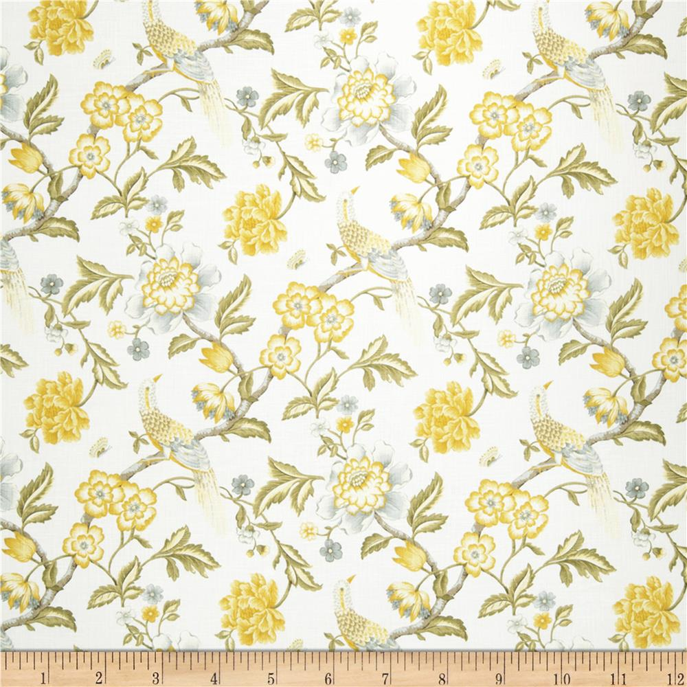 Jaclyn Smith Anna Floral Blend Lemon Zest
