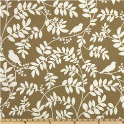 Dwell Studio Indoor/Outdoor New Botany Taupe Fabric
