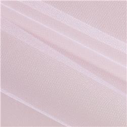 Shiny Tulle Light Pink Fabric