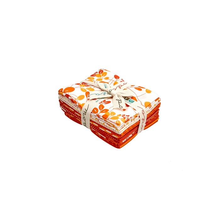 Moda Simply Colorful Fat Quarter Bundle Orange