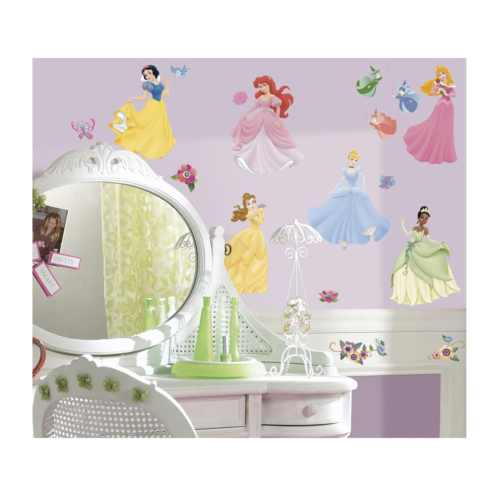 Disney Princesses Wall Decals