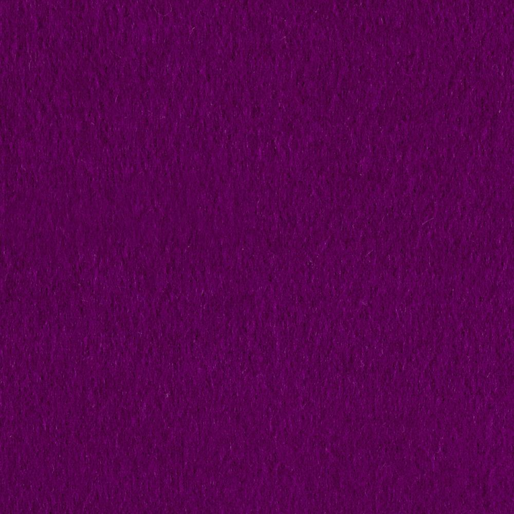 Kaufman Flannel Solid Plum